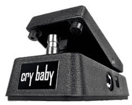 Pédale wah wah Cry Baby Dunlop CBM25