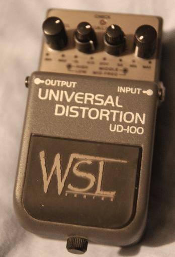 pedale d effet WSL UD100