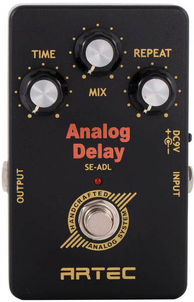 Pédale delay Artec Analog Delay SE-ADL