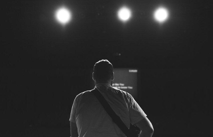 sangle de guitare