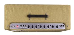 Fender Blues Deluxe Reissue bouton