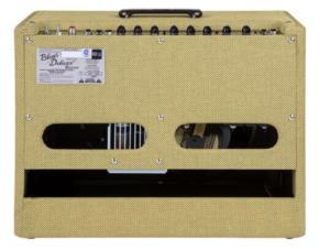 Fender Blues Deluxe Reissue de dos